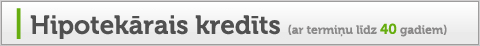 Hipotekārais kredīts
